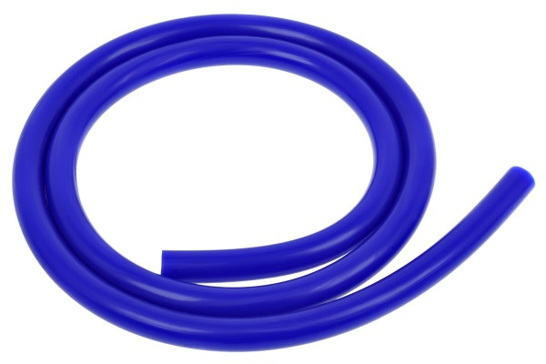 """Alphacool Silicon Bending Insert 100cm for ID 1/2"""" / 13mm hard tubes - blue"""