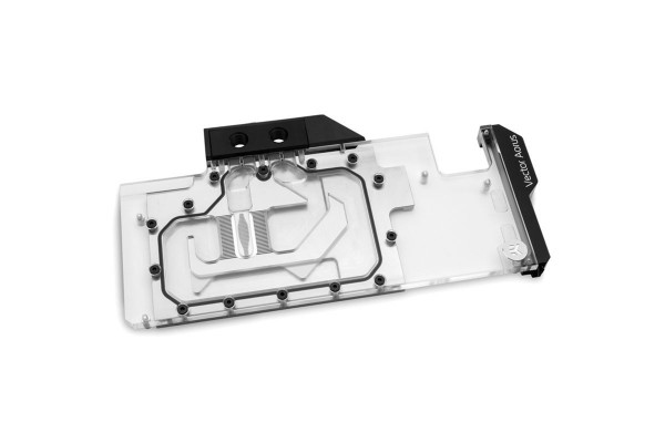 EK Water Blocks EK-Vector Aorus RTX 2080 RGB - Nickel + Acryl GPU water block