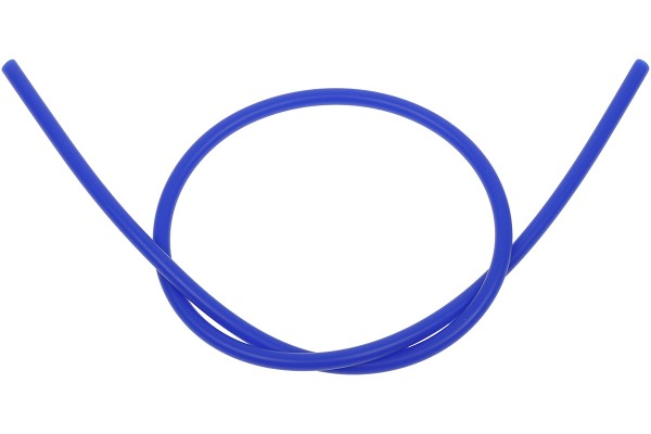 """Monsoon Silicon Bending Insert BLUE 1m - for ID 3/8"""" / 10mm tubing"""