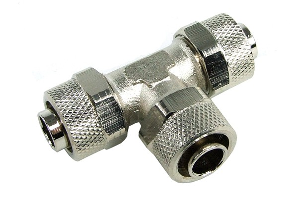 13/10mm (10x1,5mm) T tubing connector MSV