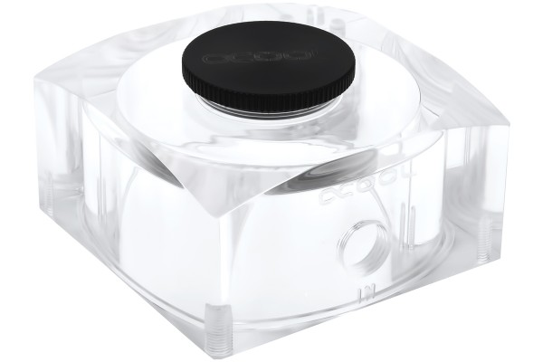 Alphacool Eisdecke DDC/D5 single reservoir for Alphacool Eisdecke top